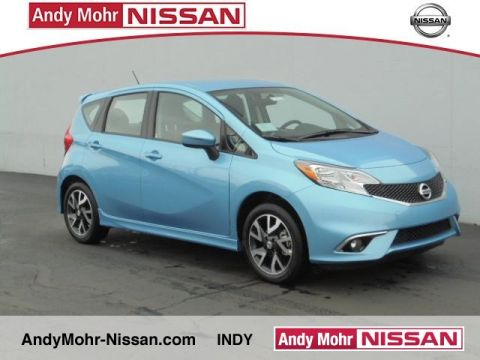New 2015 Nissan Versa Note SR